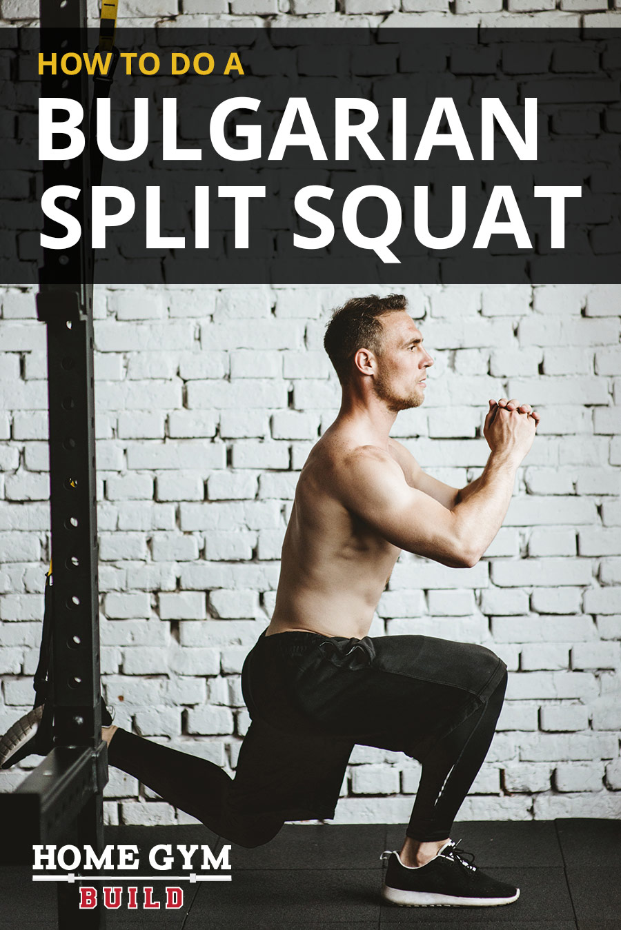 How to do a bulgarian split squat