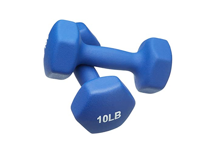 beginner dumbbell weight set