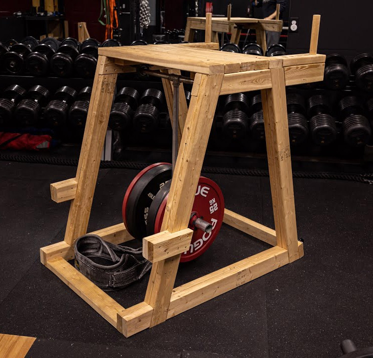 Diy Reverse Hyper Machine For Back Extensions