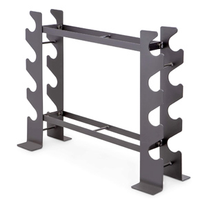slim dumbbell weight rack