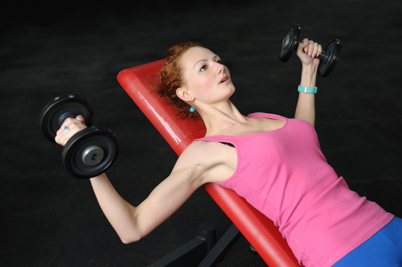 small and compact portable foldable weight bench exercise