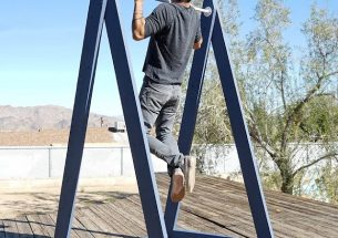 Diy Outdoor Pullup Bar