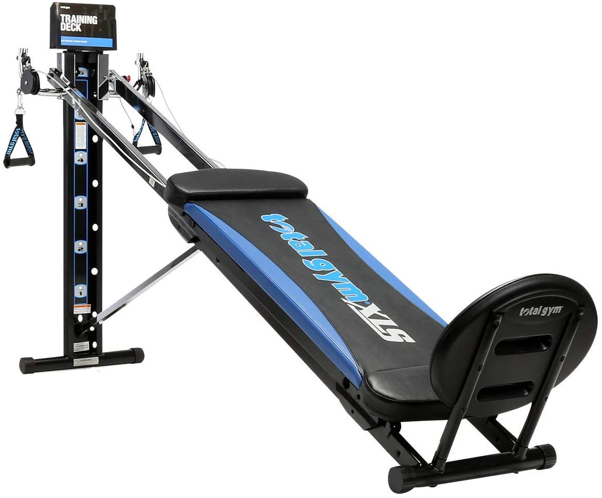 total gym xls training system review